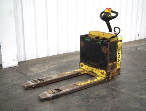Hyster W40Z Electric Pallet Jack 4000 Lbs Capacity