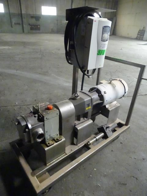 Fristam FKL 205 10 Horsepower Motor and Pump