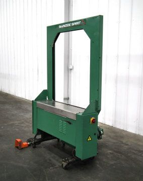 Signode Spirit Automatic Case Strapper 35in x 44in