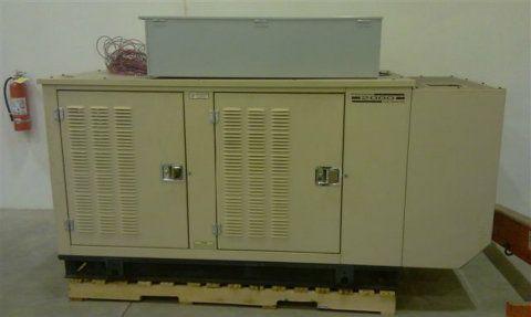 Generac 2000 Series Generator