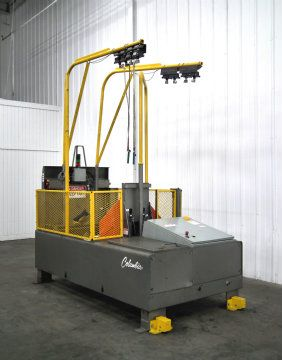 Columbia LTS Pallet Exchange Transfer System