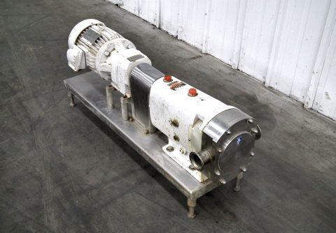 GH GHPD622PRF Rotary Displacement Pump