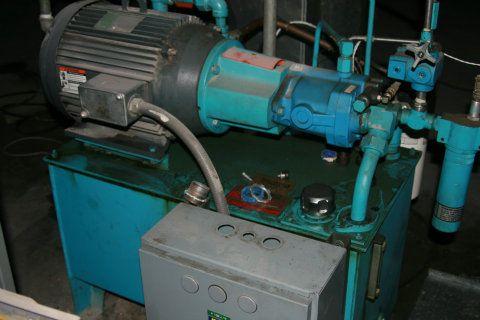Paul Munroe Hydraulic Pump