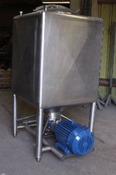 APV 300 Gallon Liquefier Blender