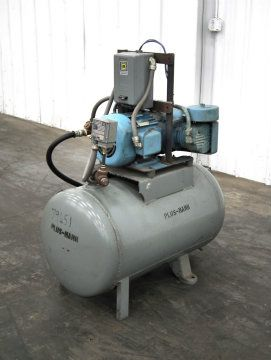 ITT Pneumotive Air Compressor Model EP-3