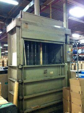 General Hydraulics 315-60L-16 Cardboard Baler
