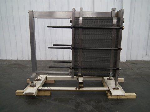 APV Crepaco SR6GLO Heat Exchanger