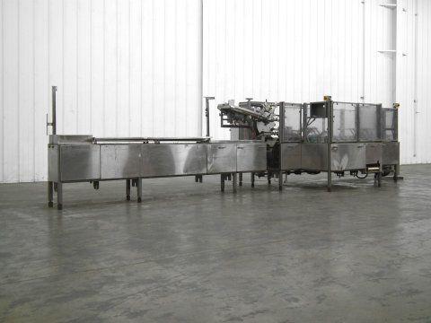 TISMA THC600M Horizontal Cartoner