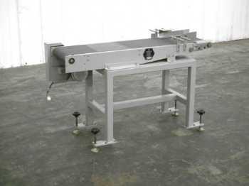 Print label conveyor photo