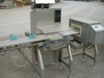 GT-CT metal detector/Accustar Checkweigher photo