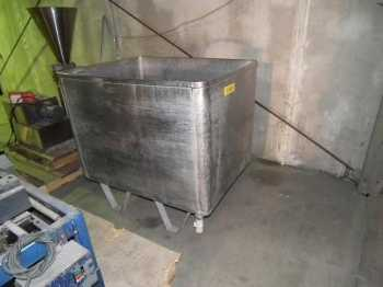 Stainless Steel Tote photo
