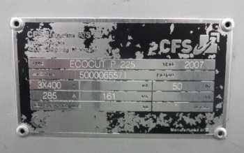 3 EcoCut P225