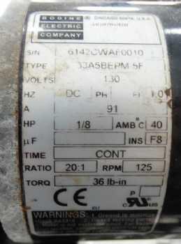 53 Capra 120LS-SS