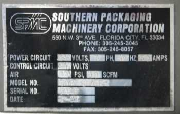 18 CE-900 FOL and Top Sealer