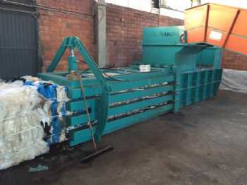 MBS Plastic and Paper Baling Machine photo