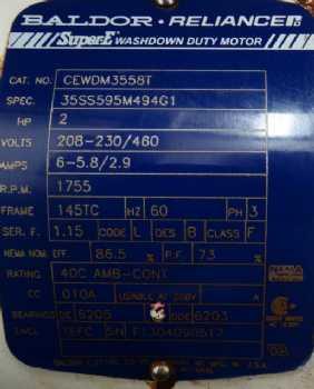 11 RA 0100 B5M3