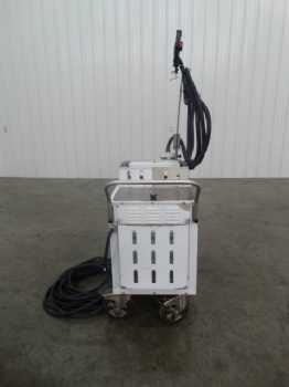 8 Steam Master 195 kW IND-0205