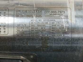 91 SB72PD USDA