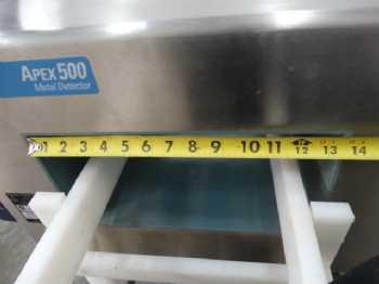 11 Apex 500