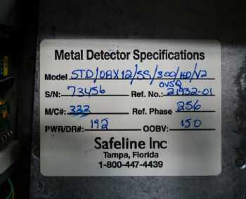 26 STD08x12SS300HDV2