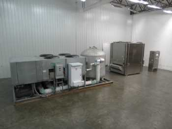 2 Advantec CC Freezer