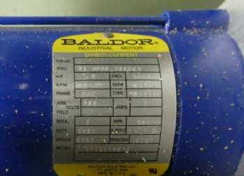33 215-58 Kirk Rudy 2600 Series 3 Labeljet