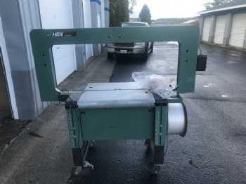 HBX-4300 strapping machine photo
