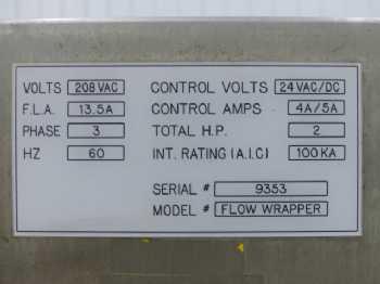 64 Flow Wrapper