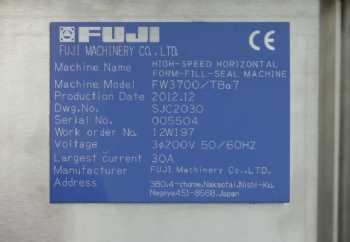 9 FW3700TB A7