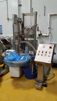 Pneumatic pump TSB 400 photo