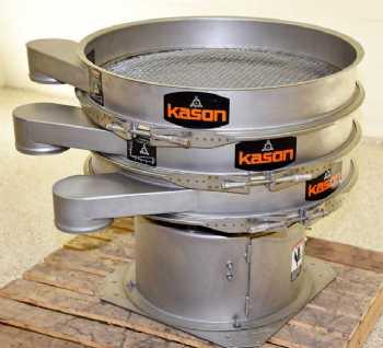 Vibroscreen K30-2-SS photo
