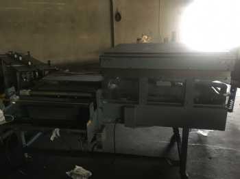 2 A27A Auto L-Bar Sealer