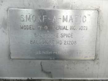 51 NL Series 17 and Smoke-A-Matic CY-9