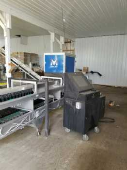 2 lane optical sorter (weight, color, size) with E photo