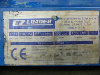4 EZ Loader