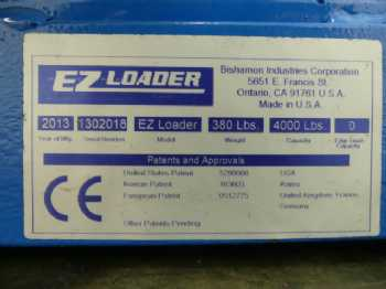 14 EZ Loader