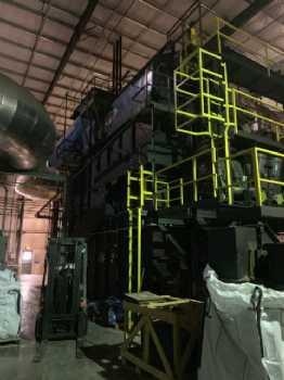 Hurst 1500 HP Biomass Boiler photo