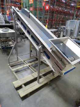 Transfer Conveyor-De-Leaf to Cutter photo