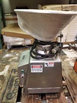 Used Emulsifier and Homogenizer Equipment