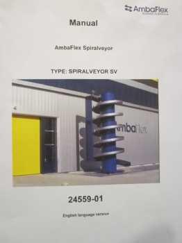 12 Spiralveyor SV-400-1300
