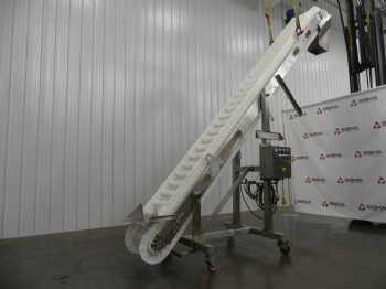 2 Inclined Infeed Conveyor
