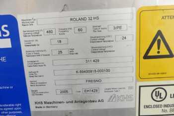 104 Roland 32 HS