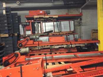 Slider Bed Conveyor photo