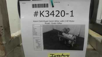 42 Centri-Sifter