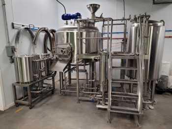 150 Gallon Cold Brew System photo