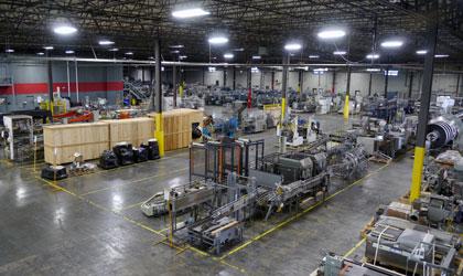 SIGMA Equipment Warehouse Facility Maxx Road
