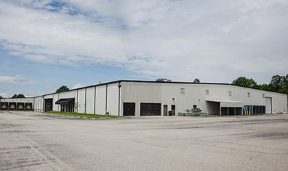 O'Hara Drive Warehouse Favility